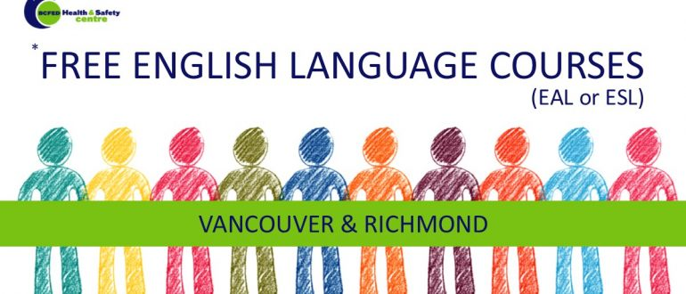 bc federation of labour, English, language course